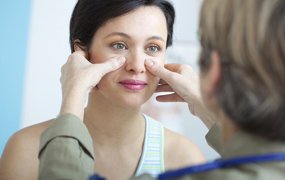How to get rid of a sinus infection – what are its symptoms?